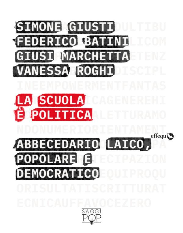La scuola è politica